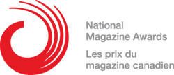 National Magazine Award nomination