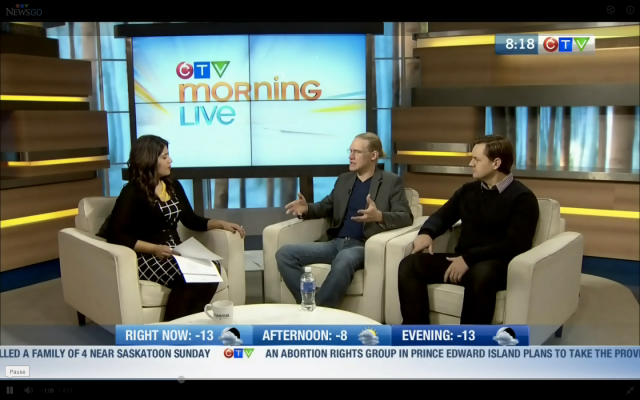 CTV screen shot